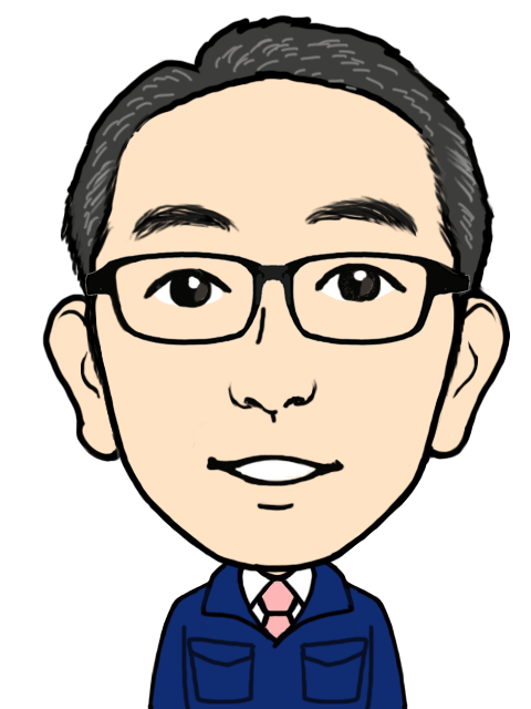 田島 洋平の似顔絵